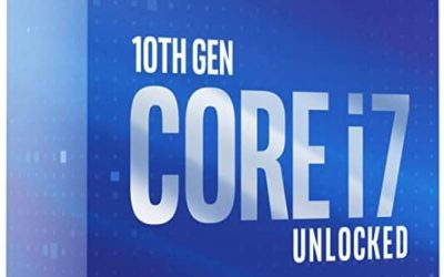 Intel Corei7-10700K – A practical substitute for the Core i9