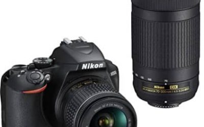 The Nikon D3500 Camera isn't just one of the best beginners DSLRs you can buy in 2021 – it is also one of the best professional DSLR