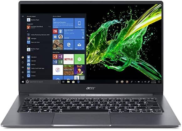 Acer Swift 3 Ultrabook 2021 review – The Acer Swift 3 SF314 ranks high above its affordable price and ultralight weight